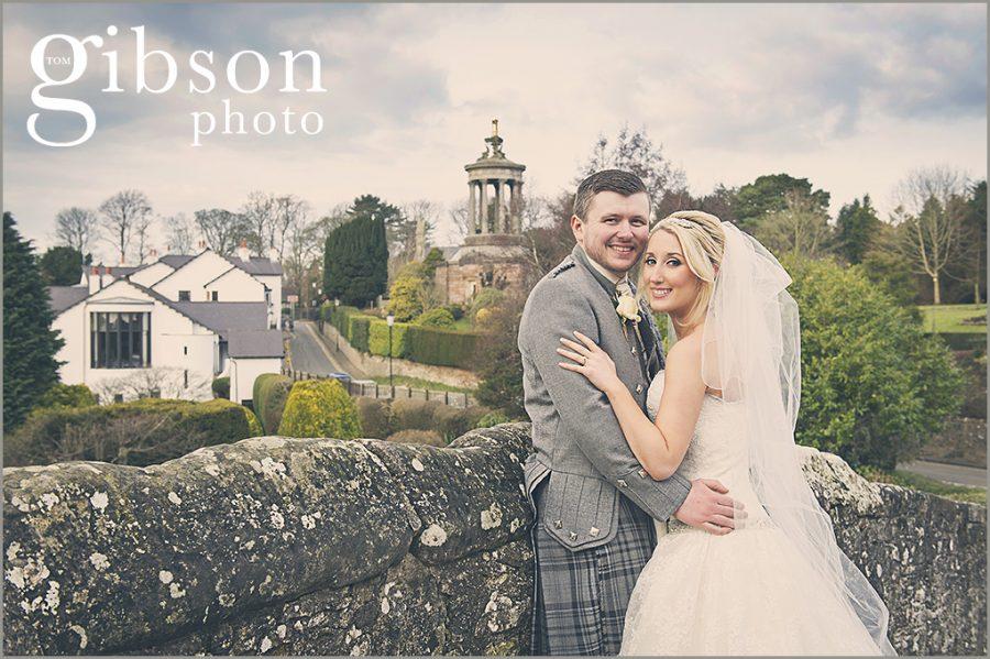 Brig'O'Doon Wedding Photographer