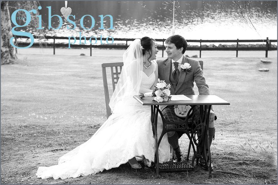 Loch Ard Wedding