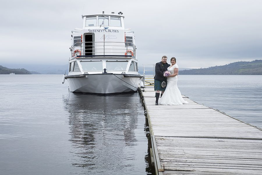 The Cruin Loch Lomond Weddings
