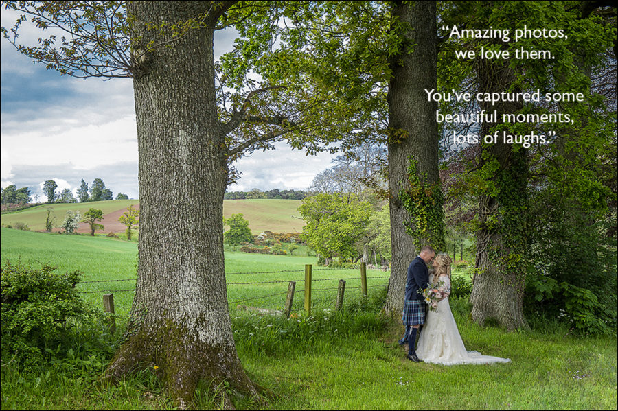 Ayrshire Weddings