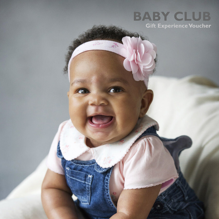 baby Club Photo Package